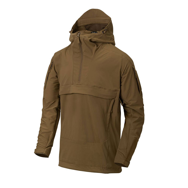 Helikon-Tex - MISTRAL Anorak Jacket - Soft Shell - Mud Brown
