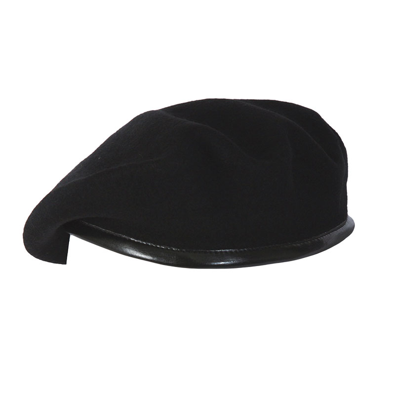 Pentagon - French Style Beret - Black