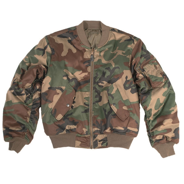 Sturm - US Woodland T/C MA1 Flight Jacket