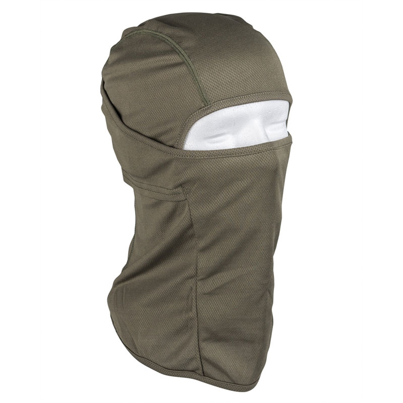 Sturm - OD Tactical Balaclava Open