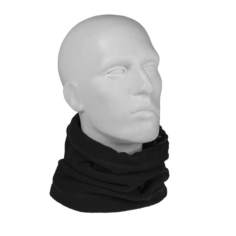 Sturm - Black Neck Warmer Fleece
