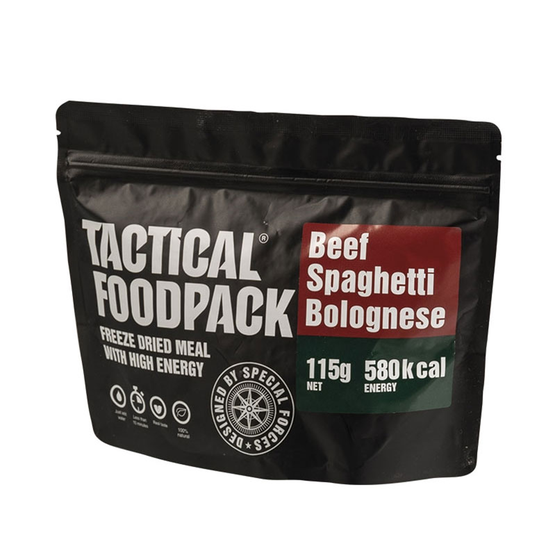 Sturm - Tactical Foodpack Beef Spaghetti Bolognese
