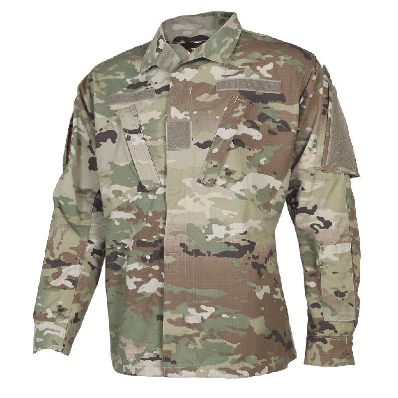 TRU-SPEC - Men's Army Combat Uniform Coat - OCP Scorpion