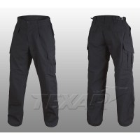 TEXAR - WZ10 pants ripstop - Black