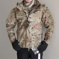 TEXAR - CONGER Jacket - PL-camo