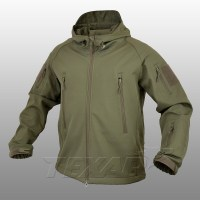 TEXAR - Softshell Falcon - Olive