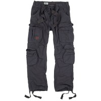Surplus - Airborne Vintage Trousers - Anthracit