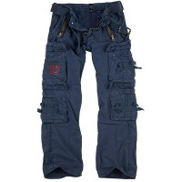 Surplus - Royal Traveler Trouser - Royalblue