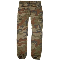 Surplus - Bad Boys Pants - 4-Color Camo