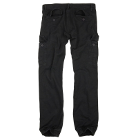 Surplus - Bad Boys Pants - Black Washed