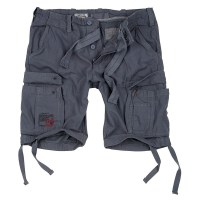 Surplus - Airborne Vintage Shorts - Grey