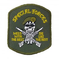 Rothco - Special Forces Mess With The Best