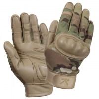 Rothco - Full-Finger Rappelling Gloves - MultiCam