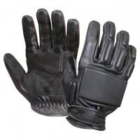 Rothco - Full-Finger Rappelling Gloves - Black