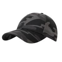 Rothco - Camo Supreme Low Profile Cap - Black Camo