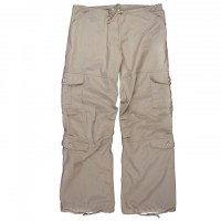 Rothco - Womens Vintage Paratrooper Fatigue Pants - Stone