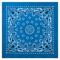 Rothco - Large Trainmen Bandanas 27 Inch - Royal Blue