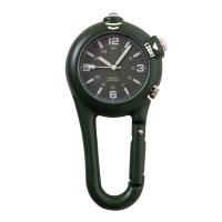 Rothco - Clip Watch w/ LED Light - Black
