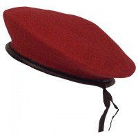 Rothco - Wool Monty Beret - Red