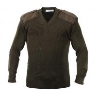 Rothco - Acrylic V-Neck Sweater