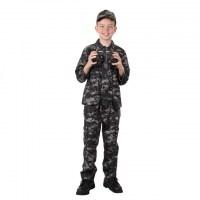 Rothco - Kids Subdued Urban Digital Camo BDU Shirt