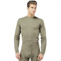 Rothco - Gen III Silk Weight Underwear Top - Foliage Green