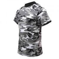 Rothco - Kids Camo T-Shirts - City Camo