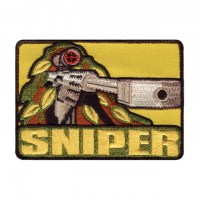 Rothco - Sniper Patch With Hook Back