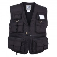 Rothco - Uncle Milty Travel Vest - Black