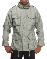 Rothco - Lightweight Vintage M-65 Jacket - Sage