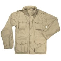Rothco - Lightweight Vintage M-65 Jacket - Khaki