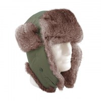 Rothco - Olive Drab Fur Flyer's Hat