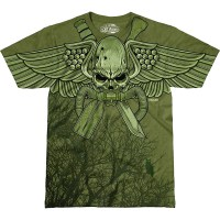 7.62 Design - Swift, Silent, Deadly - Military Green