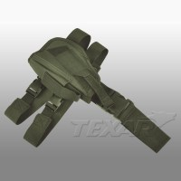 TEXAR - De luxe holster - Olive