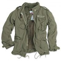 Surplus - Regiment M65 Jacket - Olive Washed