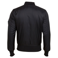 Surplus - Basic Bomber Jacket - Black