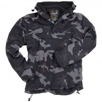 Surplus - Windbreaker - Black Camo