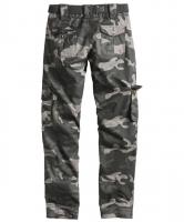 Surplus - Ladies Premium Trousers Slimmy - Black Camo