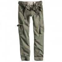 Surplus - Ladies Premium Trousers Slimmy - Olive Washed