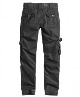 Surplus - Ladies Premium Trousers Slimmy - Black Washed