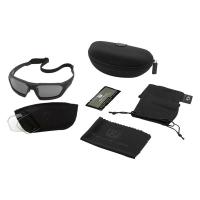 Revision - Shadowstrike Ballistic Sunglasses U.S. Miltary Kit - Black