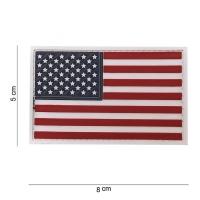 101 inc - Patch 3D PVC U.S.A. #11182