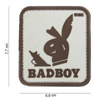101 inc - Patch 3D PVC Badboy sand #14044