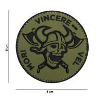 101 inc - Patch 3D PVC Mori Vincere Vel green