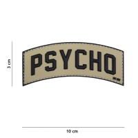 101 inc - Patch 3D PVC Psycho coyote