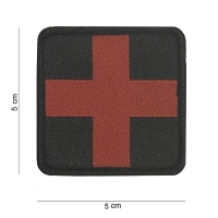 101 inc - Patch fine woven flag Medic