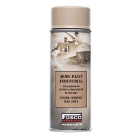 Fosco - Army Paint 400 ml - Desert ral 1019