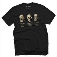 Fifty5 Clothing - I Ain't Sayin' Shit Men's T Shirt - Black