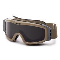 ESS - Profile NVG - Frame Terrain Tan / Lens Clear-Smoke