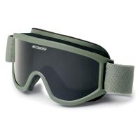 ESS - Land Ops - Frame Foliage Green / Lens Clear-Smoke